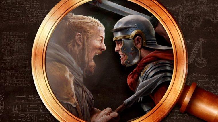 A maior derrota sofrida pelo Império Romano