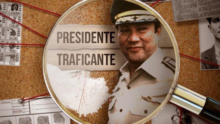 Noriega, o presidente traficante