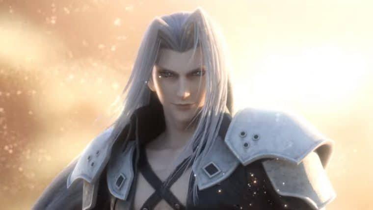 Sephiroth é anunciado como personagem de Super Smash Bros. Ultimate