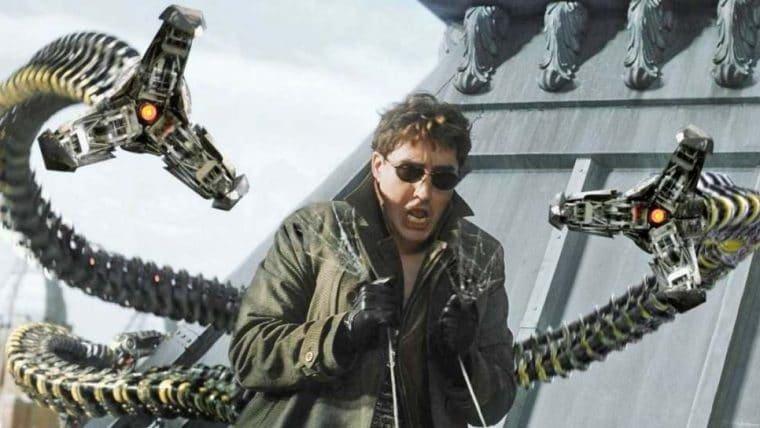 Homem-Aranha 3   Alfred Molina voltará ao papel do vilão Doutor Octopus, diz site