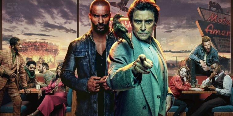 Temporada 3 de American Gods estreia em janeiro