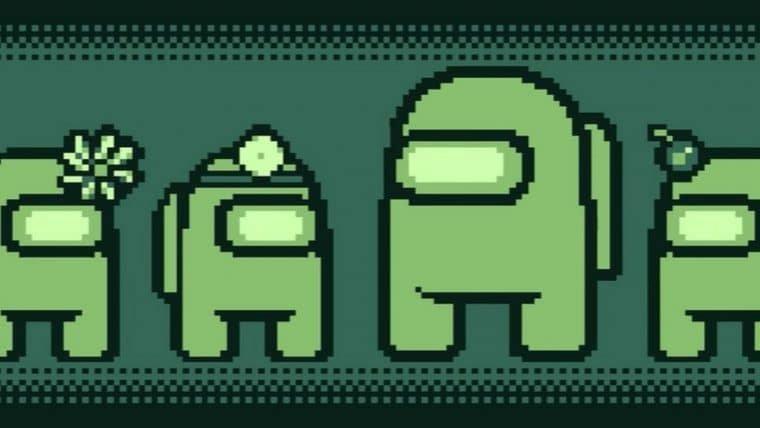 Vídeo imagina Among Us como um jogo antigo de Game Boy
