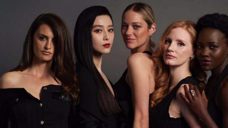 As Agentes 355 | Jessica Chastain fala da responsabilidade de produzir o filme