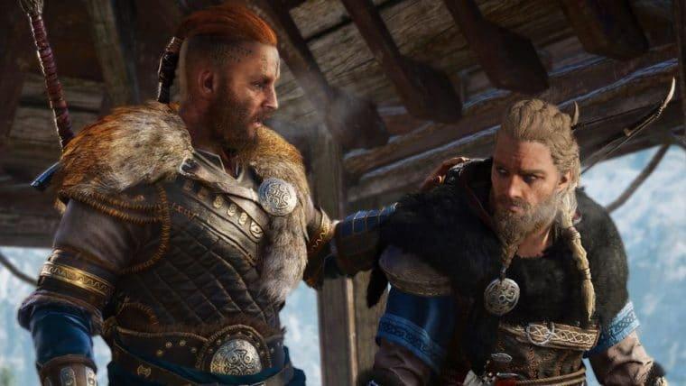 Assassin's Creed Valhalla adiciona bônus de XP na loja do jogo