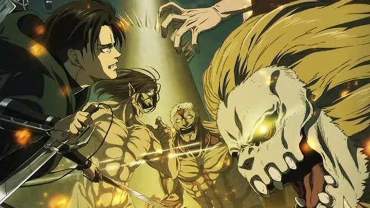 Attack on Titan | Quarta e última temporada ganha novo pôster