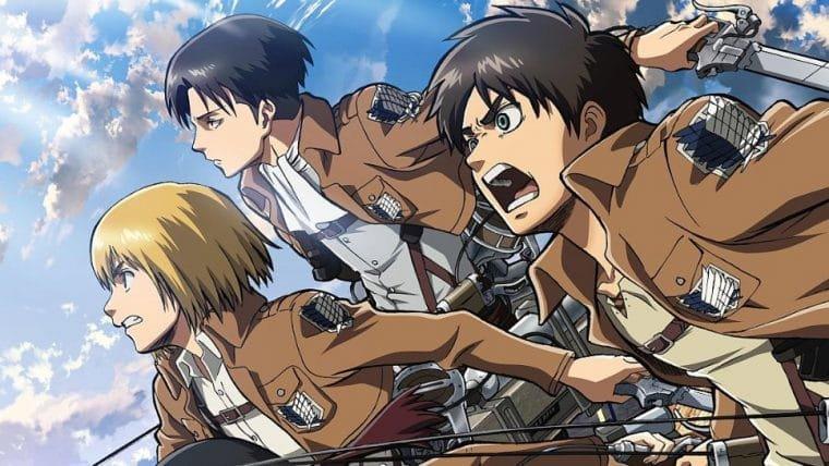 Attack on Titan | Anime ganha trailer dublado em português