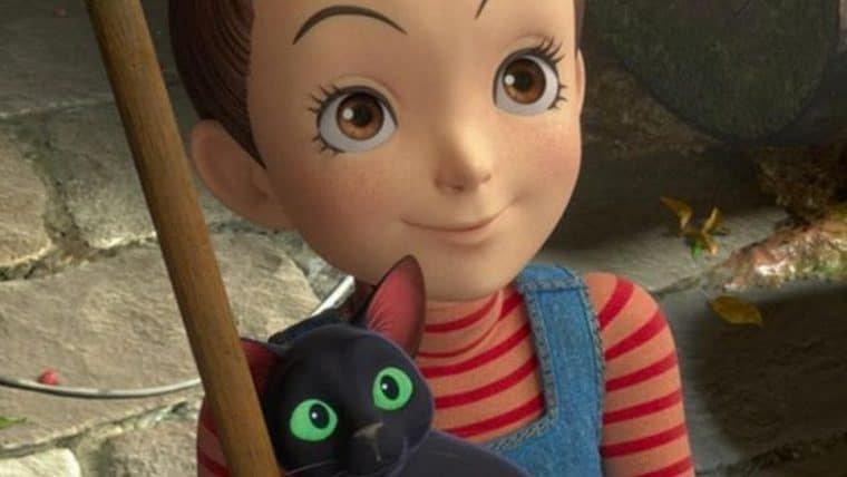 Aya to Majo | Filme do Studio Ghibli em CG ganha trailer com magia e gatos falantes