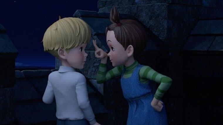 Aya to Majo | Confira o primeiro trailer do longa em CG do Studio Ghibli