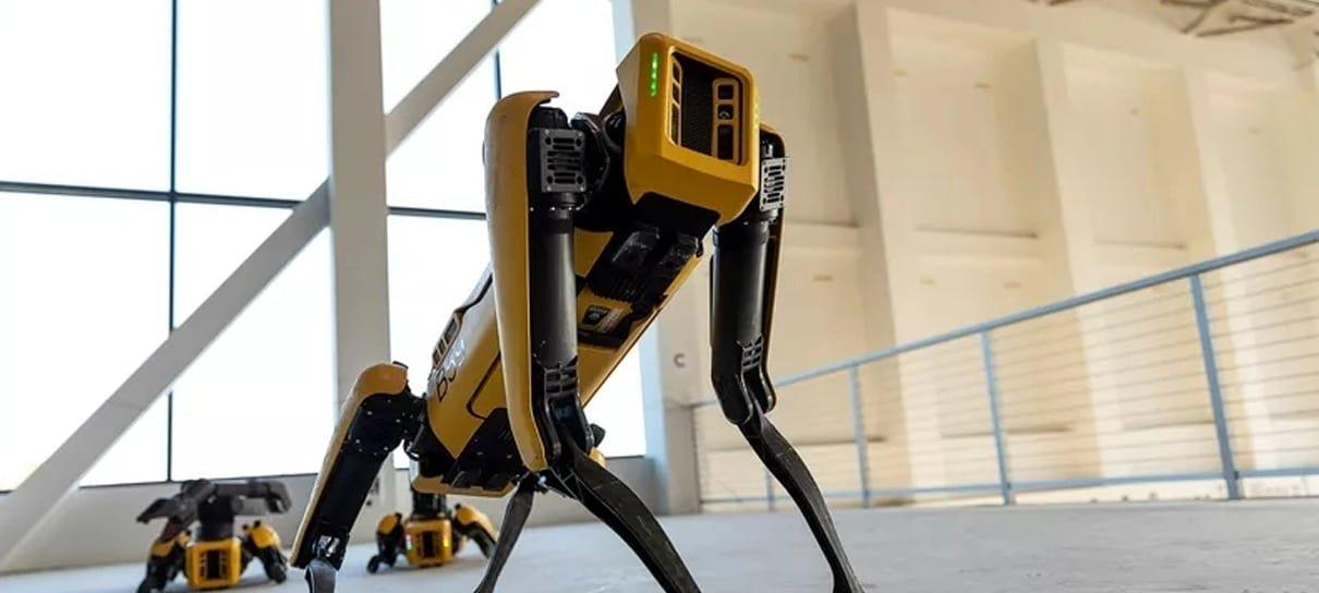 Boston Dynamics é comprada pela Hyundai e poderá usar as fábricas da montadora