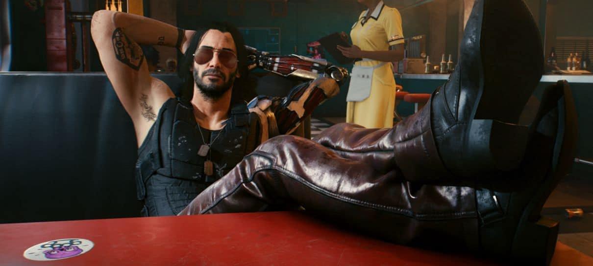 Cyberpunk 2077 terá transmissão especial para comemorar o lançamento do jogo