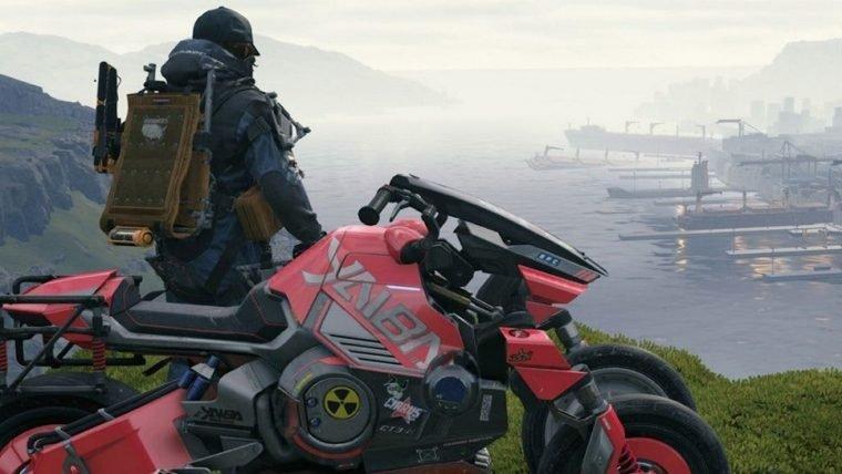 Death Stranding recebe itens e missões de Cyberpunk 2077 na versão de PC