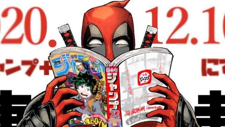 Capa de Deadpool: Samurai faz referência a Demon Slayer