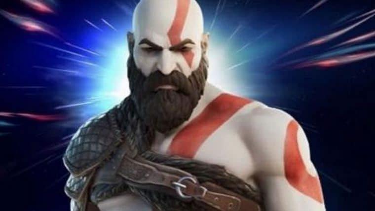 Diretor de God of War brinca com rumores de skin de Kratos em Fortnite