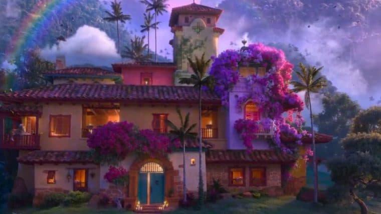 Encanto, nova animação da Disney, ganha primeiro teaser