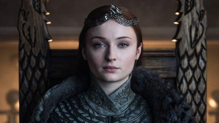 Sophie Turner, de Game of Thrones, manda recado para quem se recusa a usar máscara