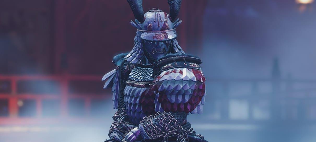 Ghost of Tsushima terá visuais inspirados em God of War, Bloodborne e mais