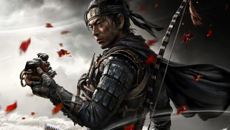Ghost of Tsushima é o vencedor do Player's Voice do The Game Awards 2020