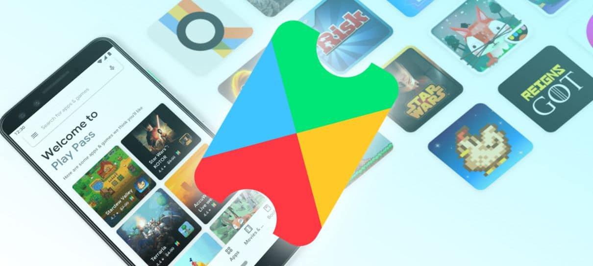 Play Pass, serviço de assinatura de jogos e apps do Google, chega ao Brasil