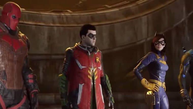 Gotham Knights | Diretor criativo detalha personagens e fala sobre a ausência do Batman