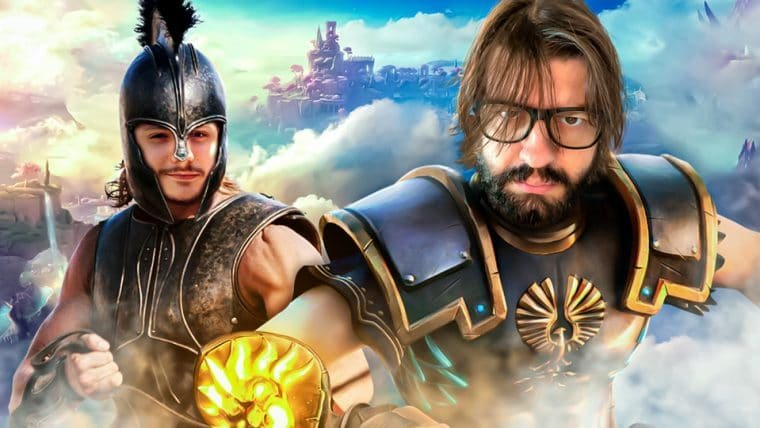 Immortals: Fenyx Rising - No passinho de Aquiles