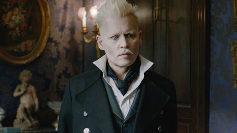 Johnny Depp pode ter recebido US$ 16 milhões por Animais Fantásticos 3, mesmo demitido