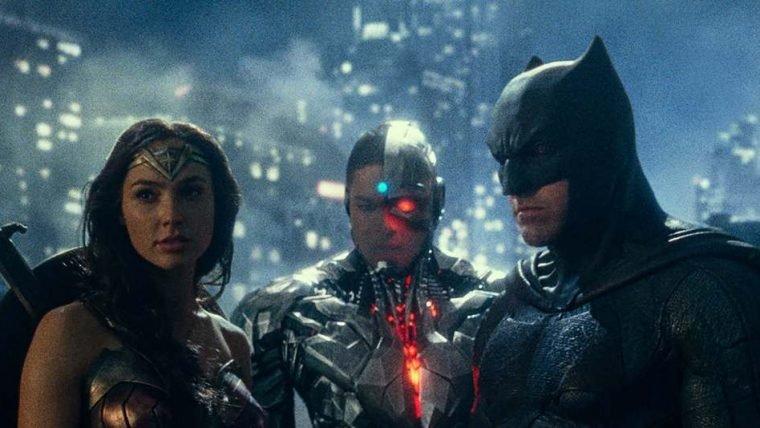 Liga da Justiça | Snyder Cut é uma