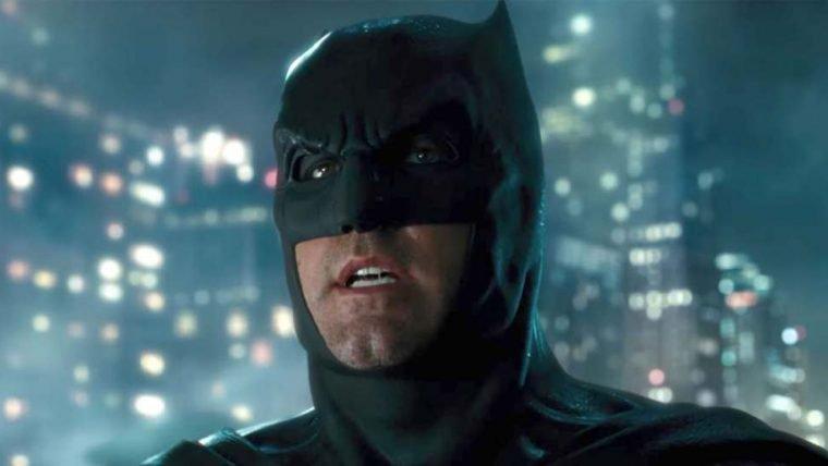 Liga da Justiça | Zack Snyder publica foto do Batman de Ben Affleck no início da produção