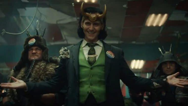 Loki | Confira o primeiro trailer da nova série da Marvel