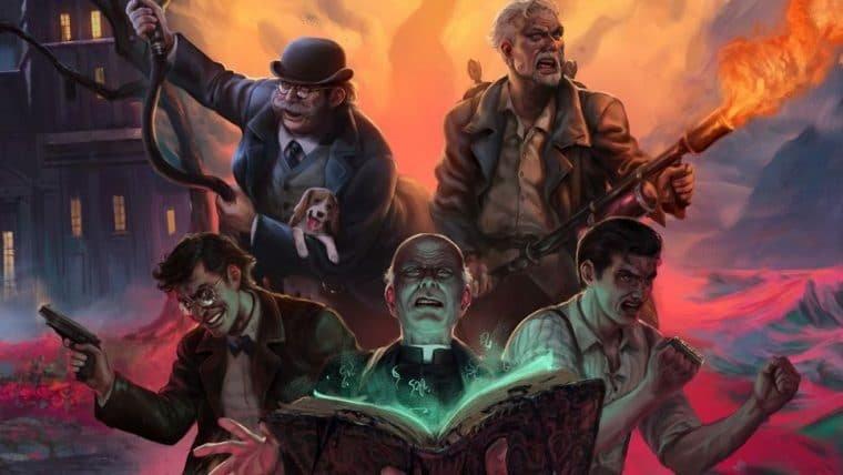 Metas estendidas do Nerdcast RPG: Coleção Cthulhu serão reveladas às 20h de hoje (8)