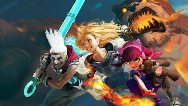 Vice-presidente da Riot Games anuncia MMO no universo de League of Legends
