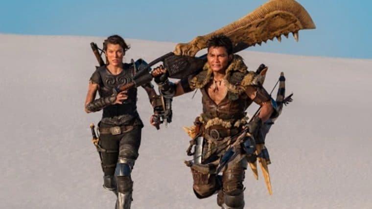 Filme de Monster Hunter é retirado dos cinemas da China por cena controversa