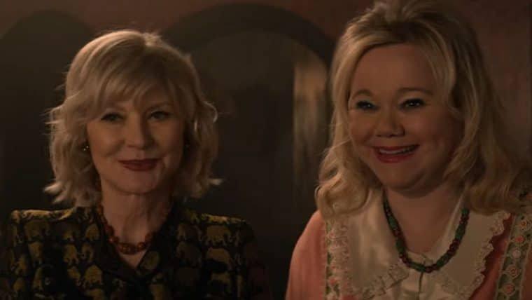 O Mundo Sombrio de Sabrina | Bruxinha encontra Zelda e Hilda da série original em teaser