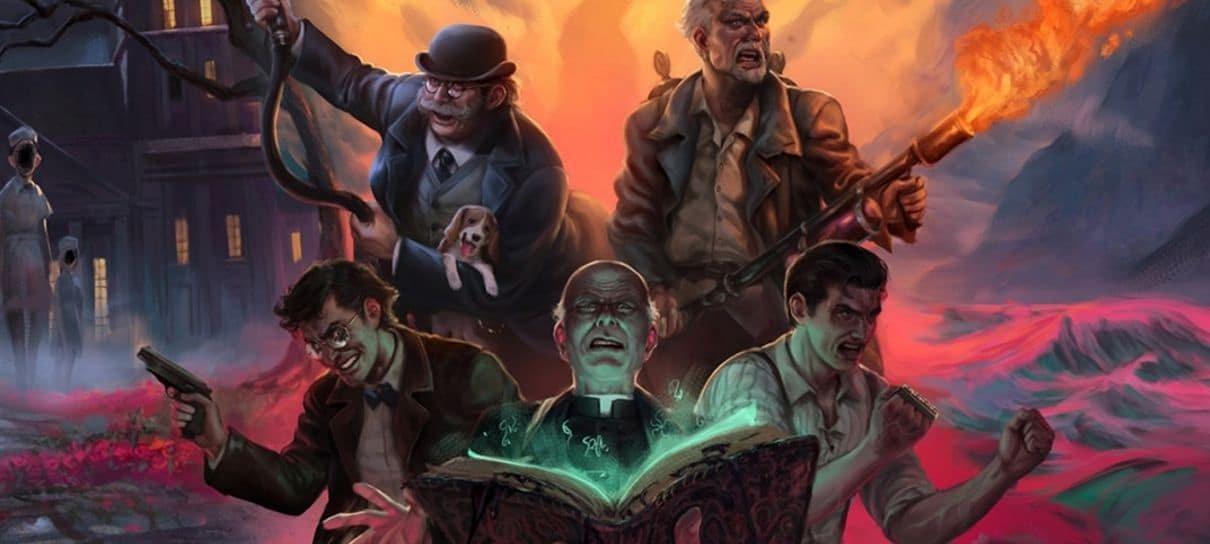 Nerdcast RPG: Coleção Cthulhu já arrecadou mais de R$ 4 milhões