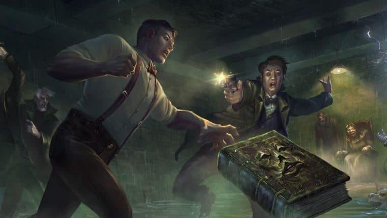 Nerdcast RPG: Coleção Cthulhu bate a Mega-Meta de R$ 6.666.666,66