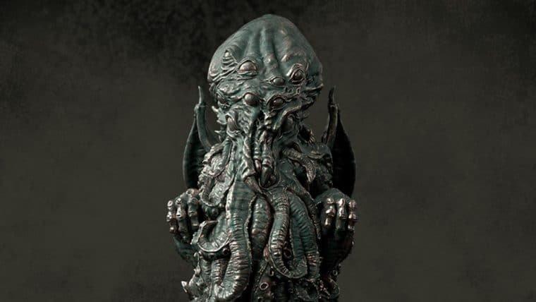 Transmissão do Iron Studios dá mais detalhes sobre estatueta do Nerdcast RPG