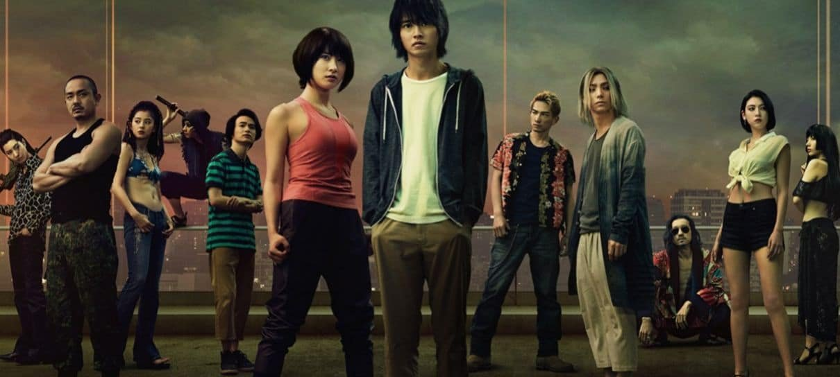 Netflix renova Alice in Borderland para segunda temporada