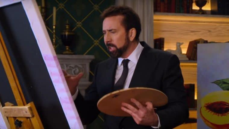 Nicolas Cage vai apresentar uma série da Netflix sobre a história dos palavrões