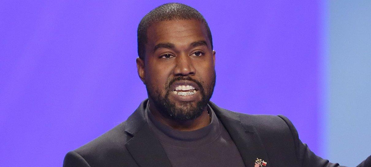 Nintendo teve que negar um projeto com Kanye West