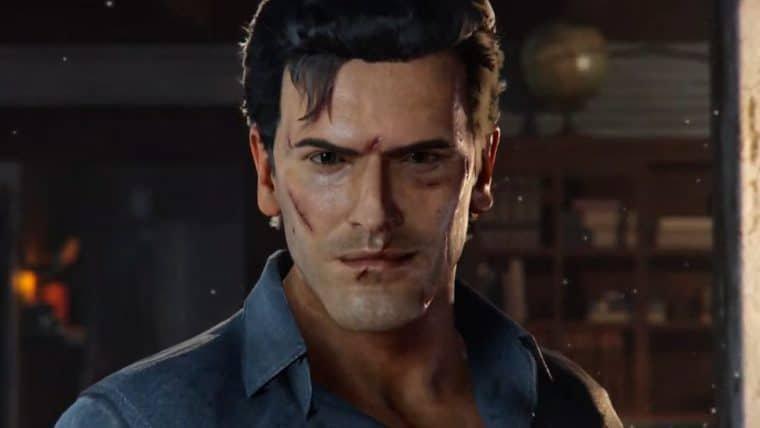 Novo jogo de Evil Dead ganha trailer com gameplay no TGA 2020