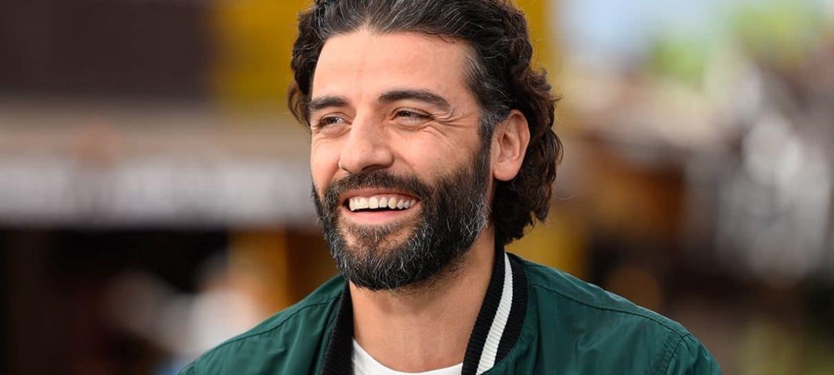 Oscar Isaac será Solid Snake no filme live-action de Metal Gear Solid, diz site