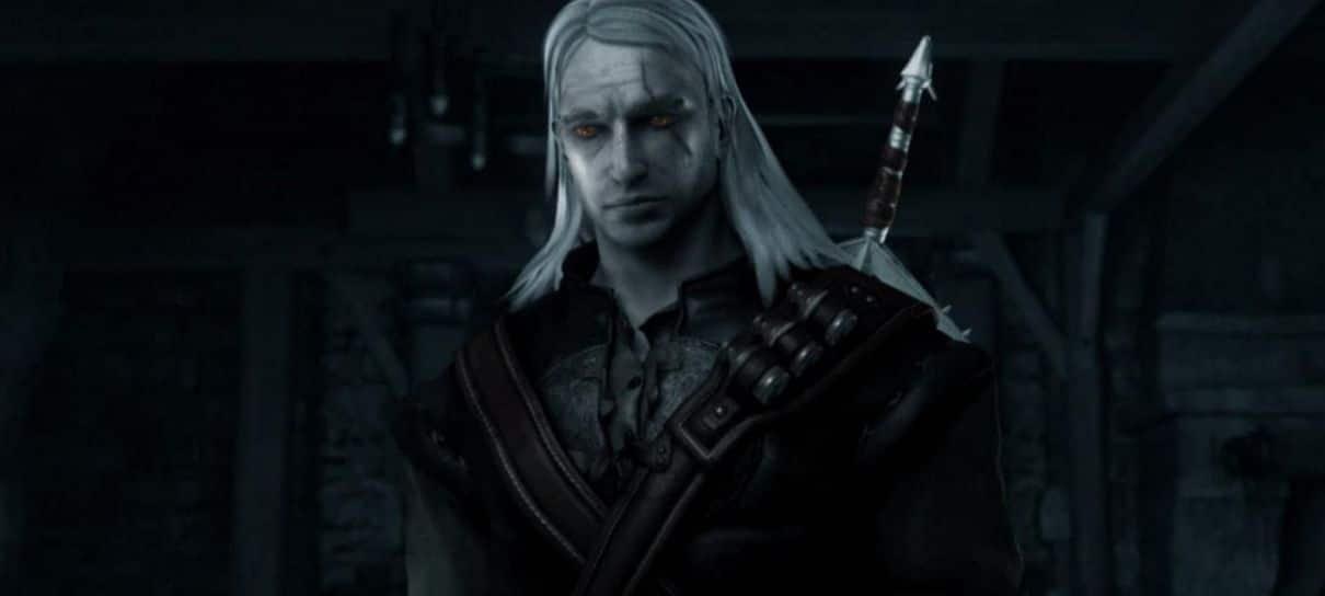 Primeiro jogo de The Witcher está gratuito para PC