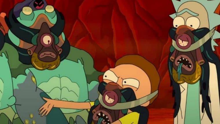 Rick and Morty   Confira o processo de criação do episódio Glória a Glorzo