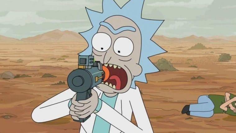 Rick and Morty   Sétima temporada já está em desenvolvimento
