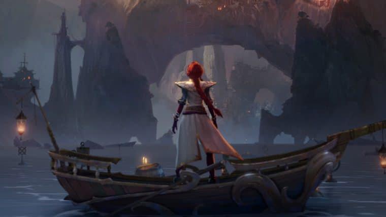 Ruined King: Uma História de League of Legends ganha trailer com gameplay