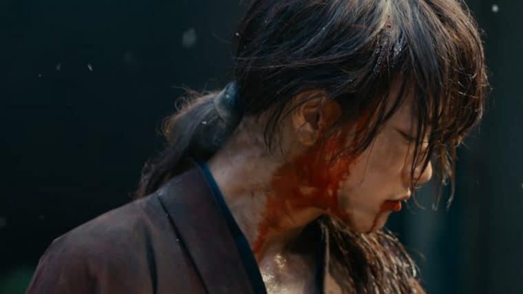 Samurai X   Filmes live-action ganham novo teaser e datas de estreia são reveladas