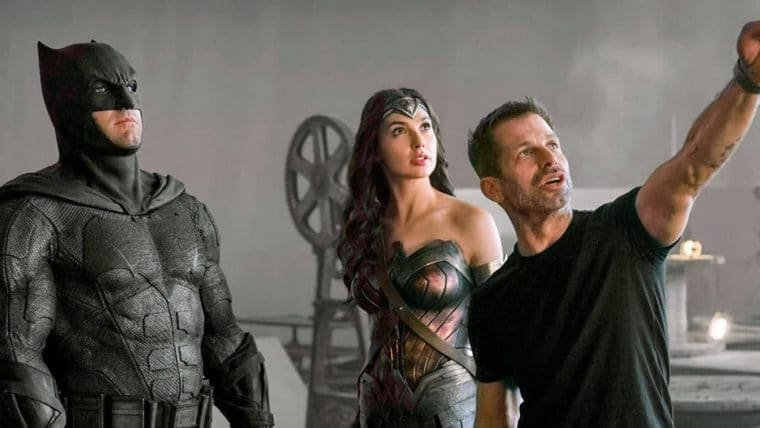 Snyder Cut de Liga da Justiça será lançado em março, segundo diretor