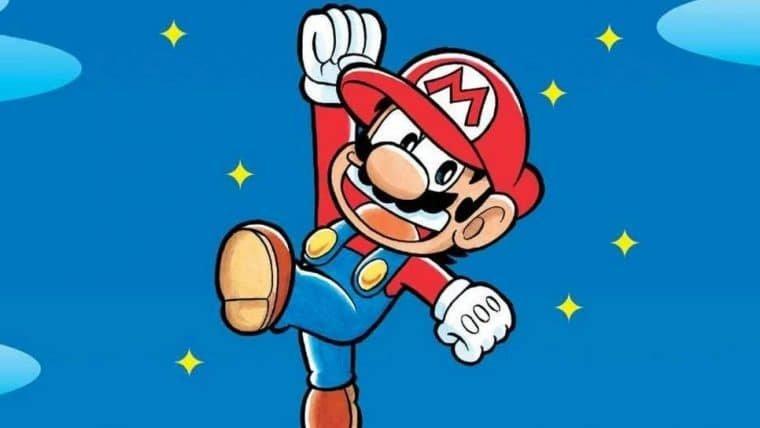 Super Mario-kun, mangá do bigodudo, é lançado em inglês pela primeira vez
