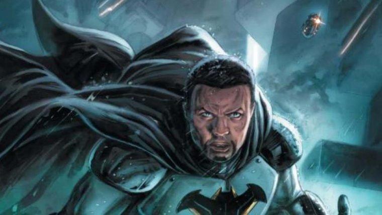 Tim Fox é o novo Batman nas HQs do evento Future State