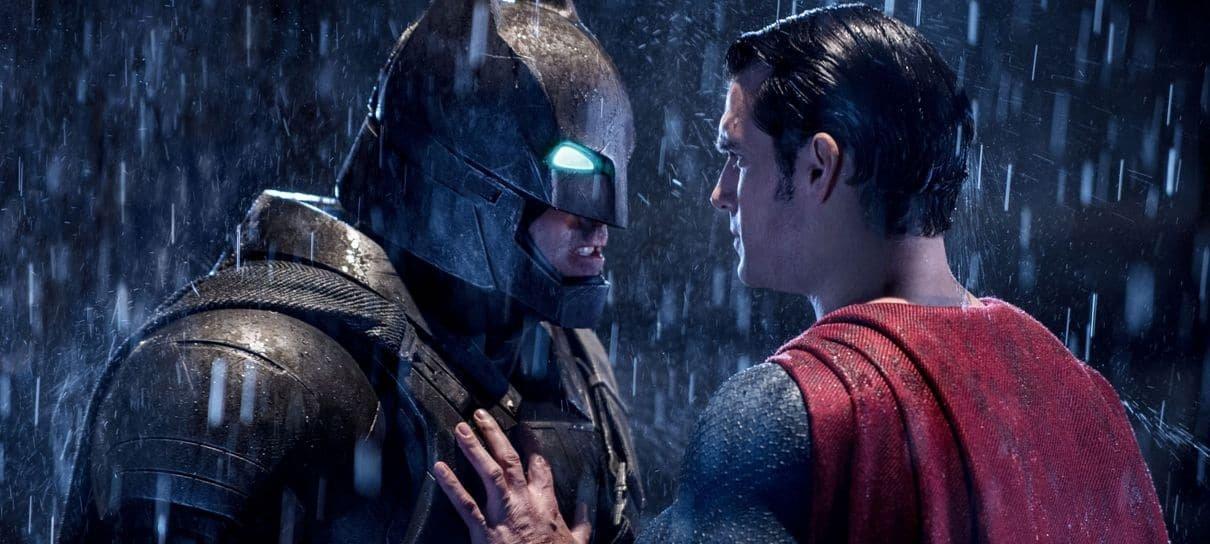 Zack Snyder está trabalhando na remasterização da versão IMAX de Batman vs Superman