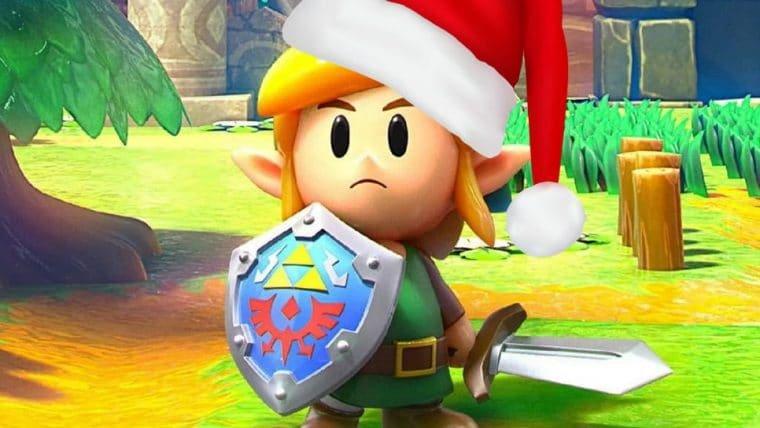 Versões Natalinas das músicas de Zelda são perfeitas para animar seu fim de ano